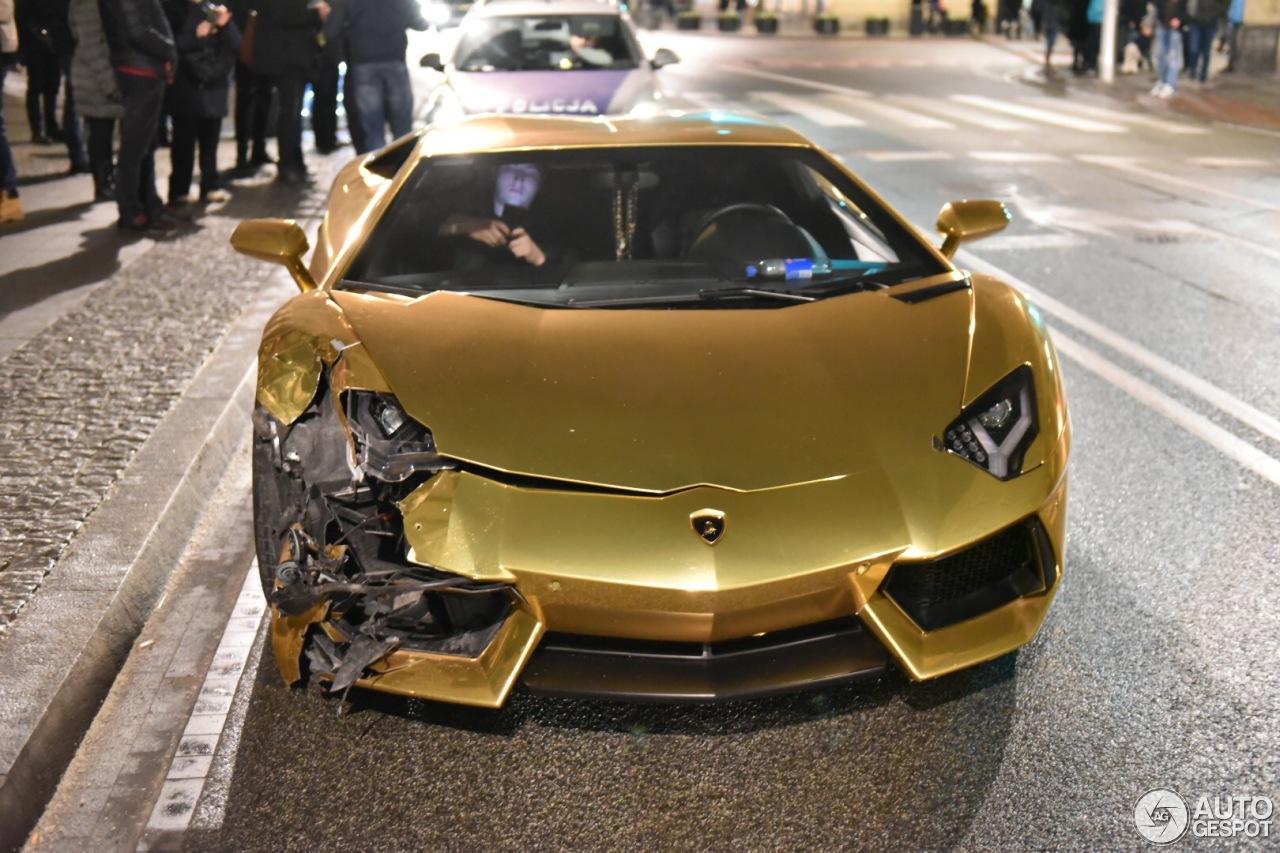 Lamborghini Aventador Lp700 4 Roadster 1 January 2017 Autogespot