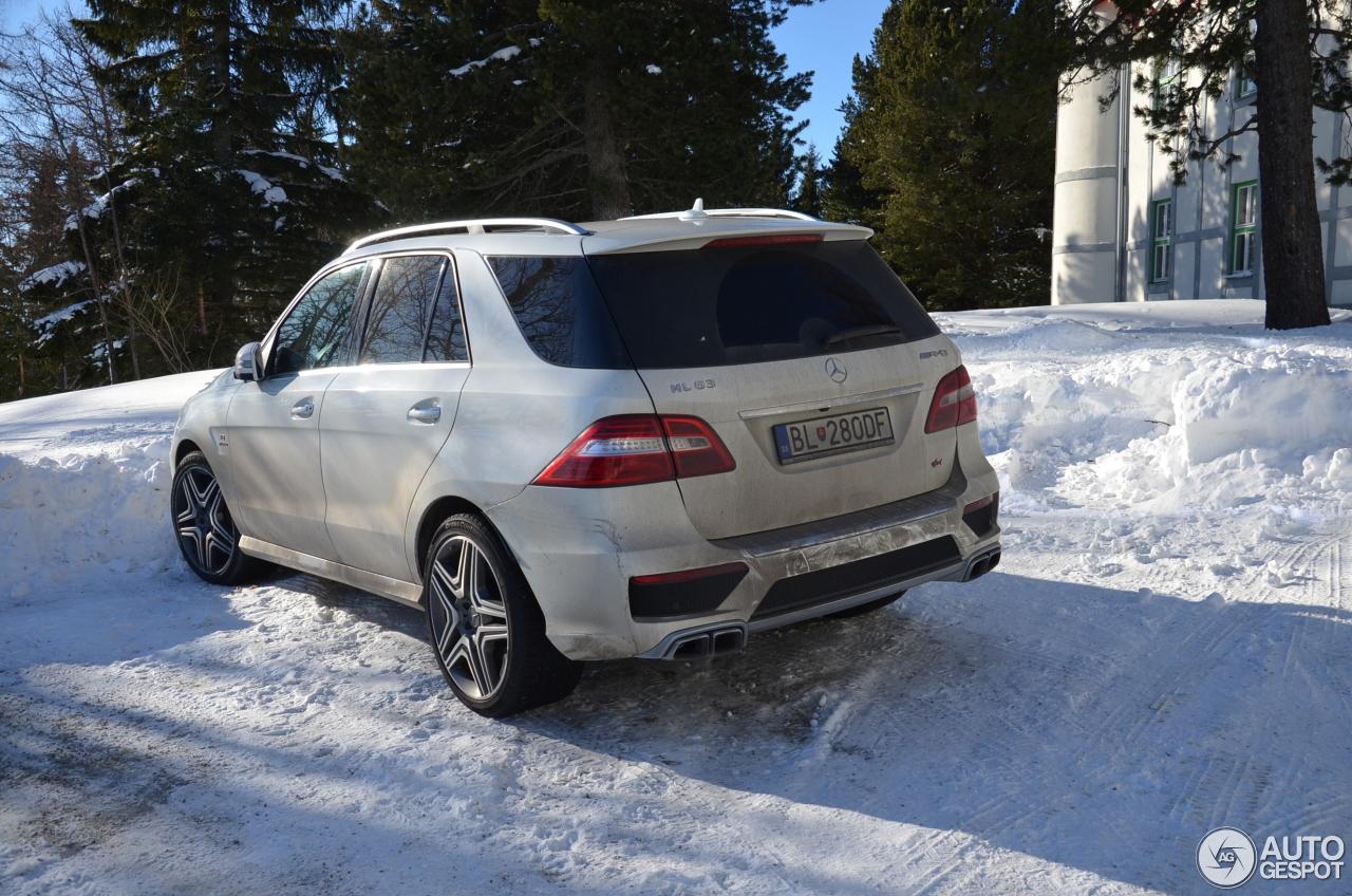 Mercedes benz ml 63 amg w166 1 january 2017 autogespot for Mercedes benz ml 2017
