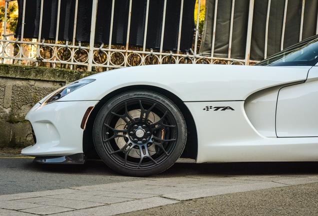 SRT Viper TA 2014