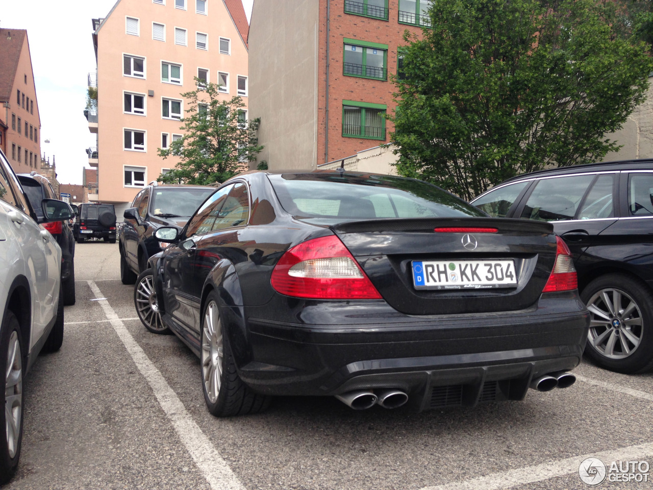 Mercedes benz clk 63 amg black series 3 january 2017 for Mercedes benz clk63 amg black series