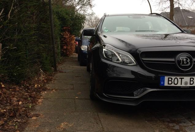 Mercedes-Benz Brabus E B63S-730 Biturbo S212 2013