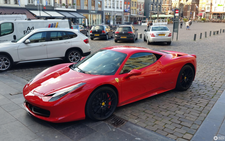 Ferrari italia 2017