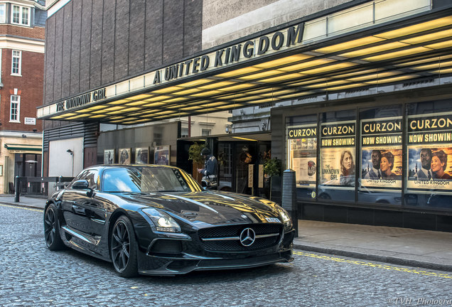 Mercedes-Benz Renntech SLS AMG Black Series