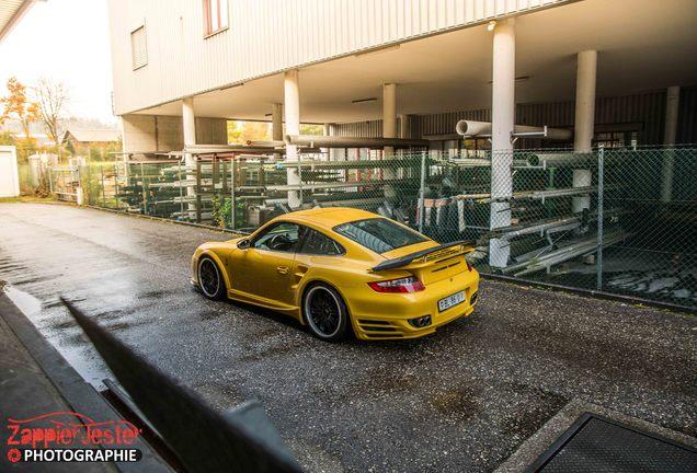 Porsche 9ff 997 Turbo MkII
