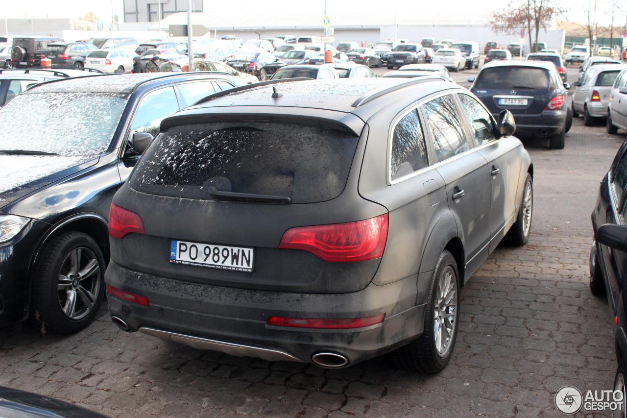 Audi Q7 V12 Tdi 5 January 2017 Autogespot