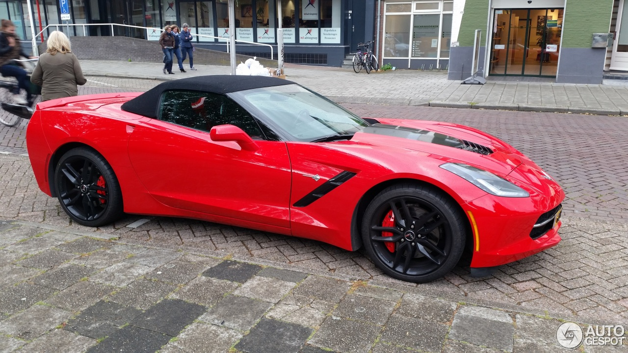 chevrolet corvette c7 stingray convertible 5 january 2017 autogespot. Black Bedroom Furniture Sets. Home Design Ideas