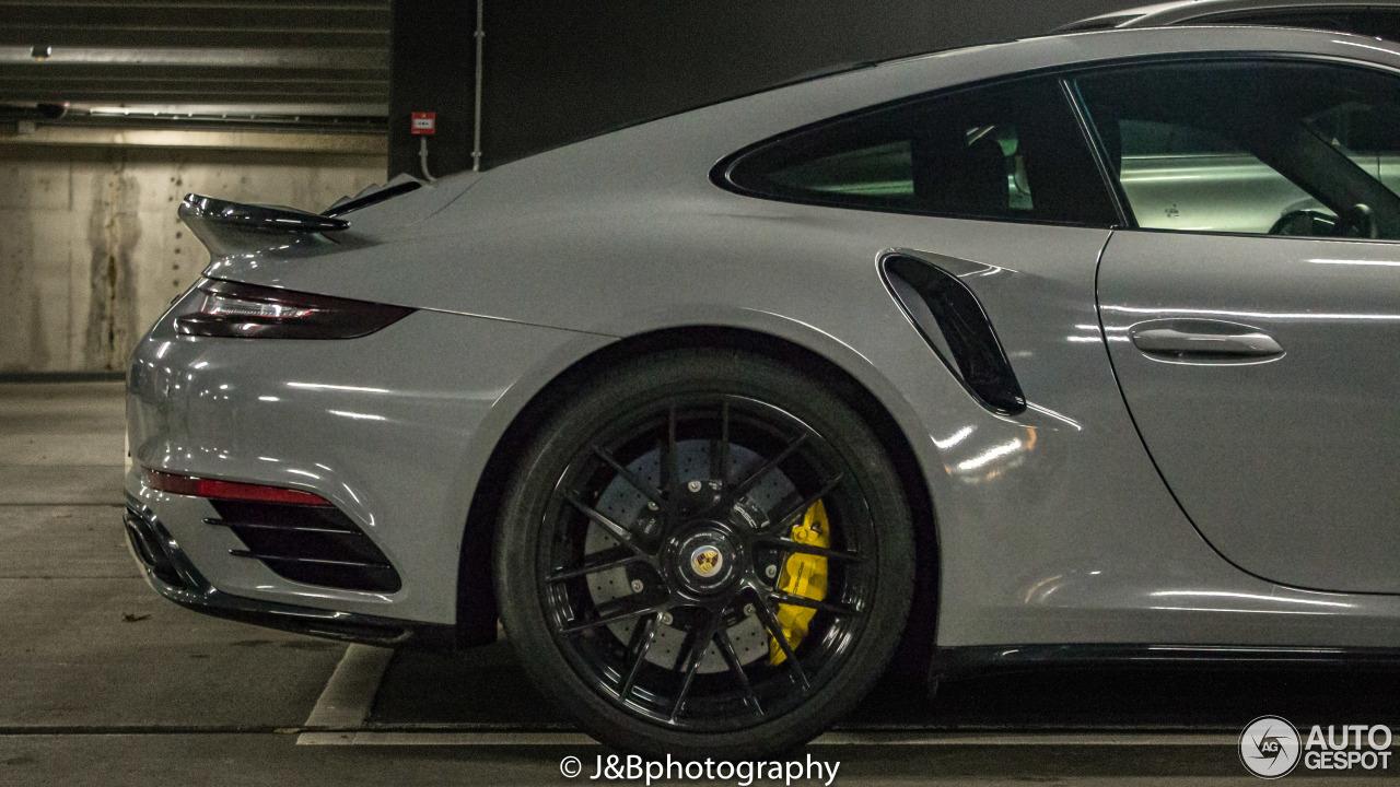 Porsche 991 Turbo S Mkii 5 January 2017 Autogespot