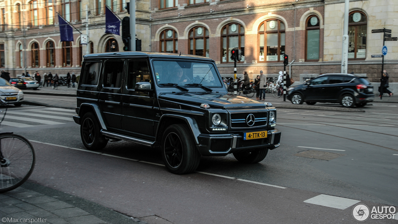Mercedes benz g 63 amg 2012 6 january 2017 autogespot for 2017 mercedes benz amg g 63