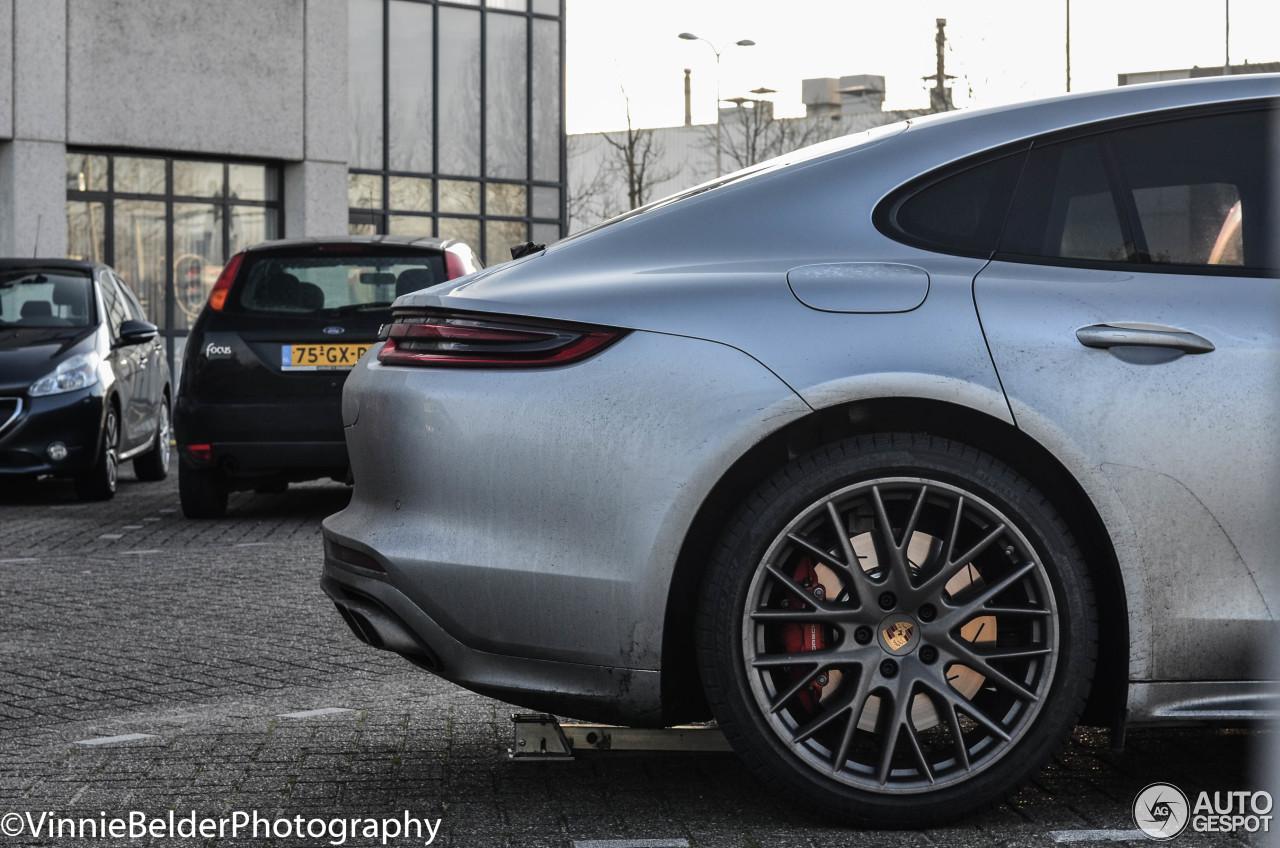 2017 Porsche Panamera Spec >> Porsche 971 Panamera Turbo - 6 januari 2017 - Autogespot
