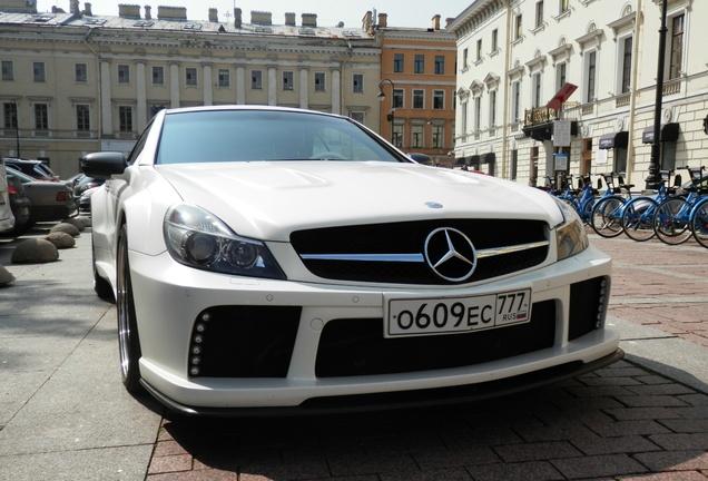 Mercedes-Benz Prior Design SL 55 AMG