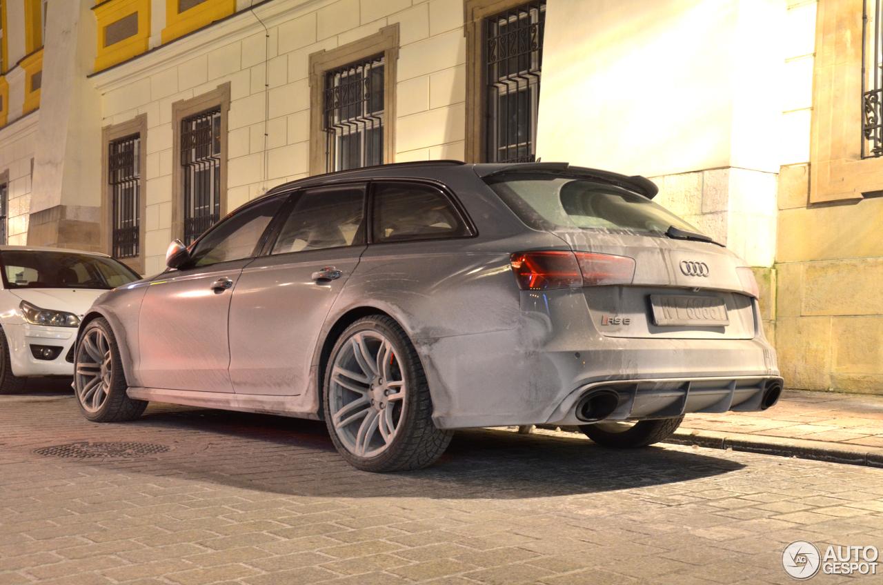 Audi Rs6 Avant C7 2015 7 January 2017 Autogespot