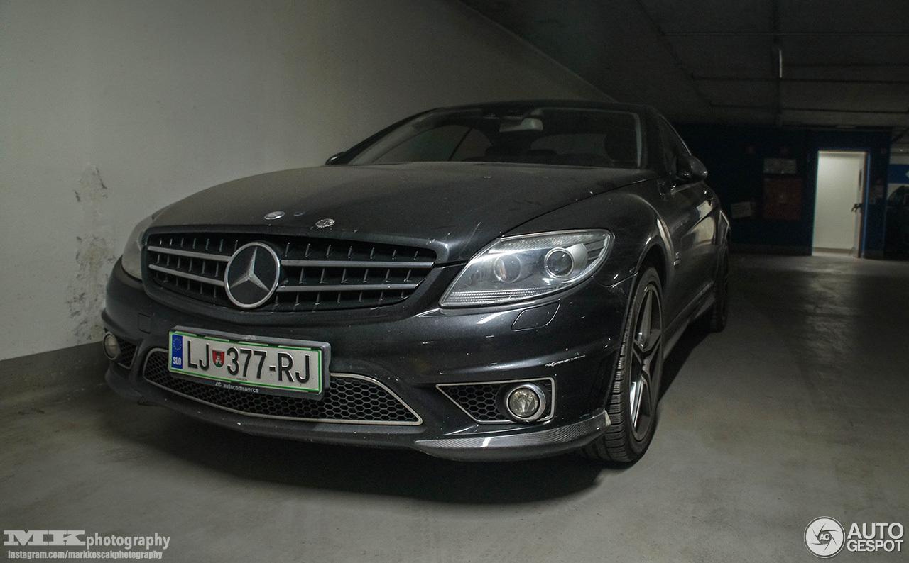Mercedes benz cl 65 amg c216 7 january 2017 autogespot for Mercedes benz 65