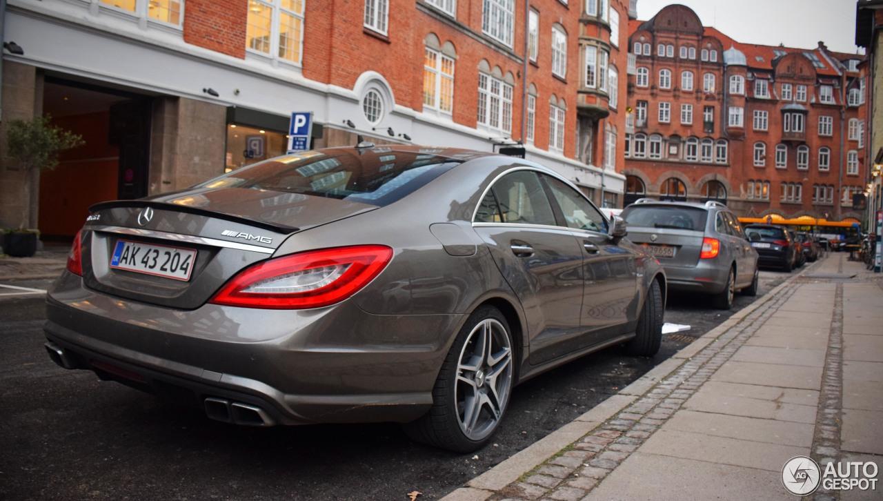 Mercedes benz cls 63 amg c218 7 january 2017 autogespot for 2017 amg cls 63 mercedes benz