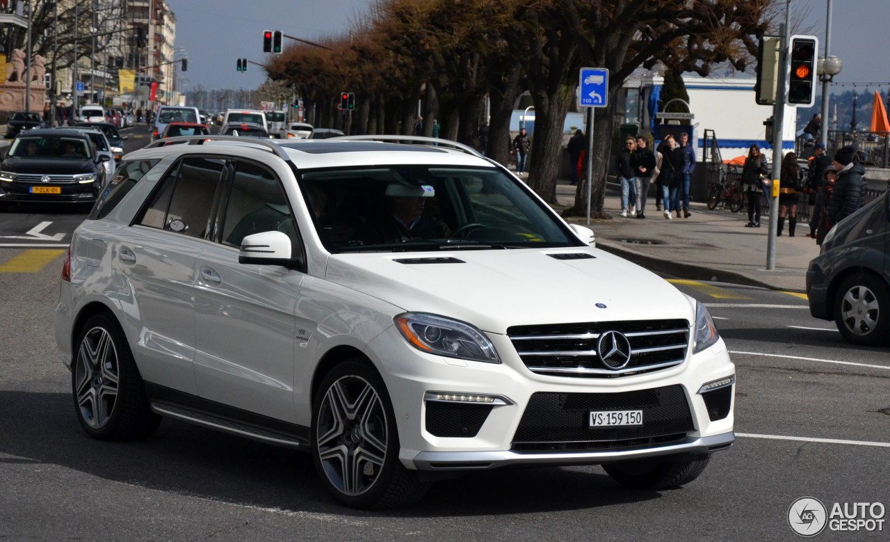 mercedes benz ml 63 amg w166 7 january 2017 autogespot. Black Bedroom Furniture Sets. Home Design Ideas