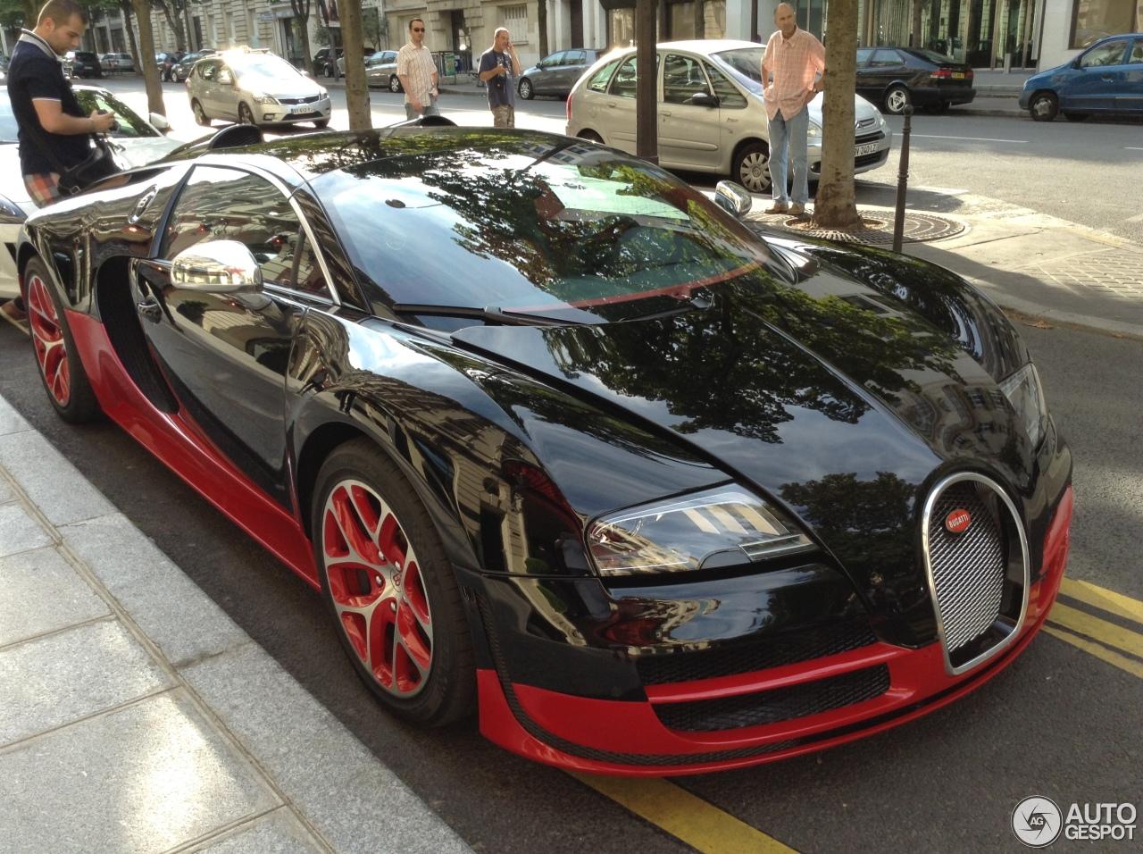 bugatti veyron 16 4 grand sport vitesse 8 janvier 2017 autogespot. Black Bedroom Furniture Sets. Home Design Ideas