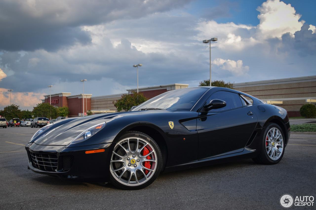 Ferrari 599 gtb fiorano 8 january 2017 autogespot 3 i ferrari 599 gtb fiorano 3 vanachro Image collections