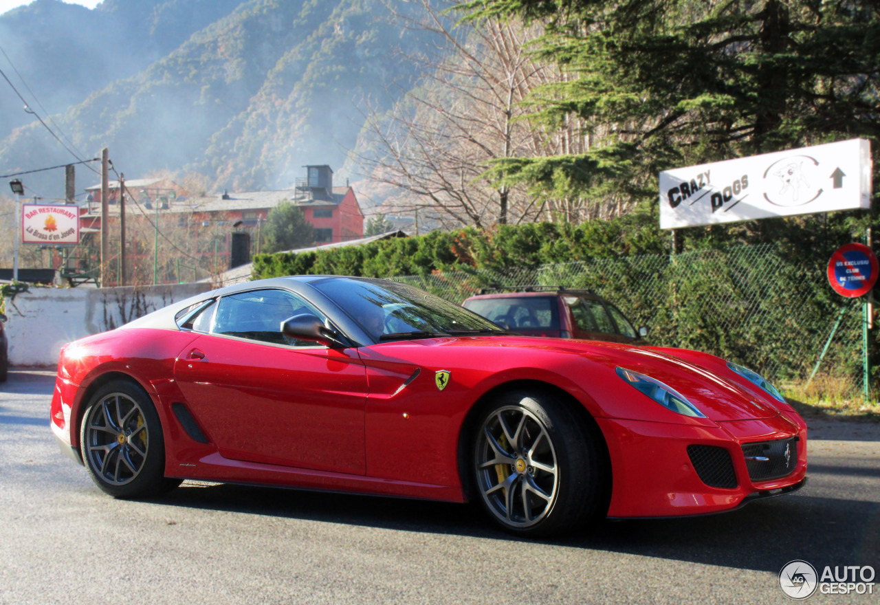ferrari 599 gto 8 january 2017 autogespot. Black Bedroom Furniture Sets. Home Design Ideas