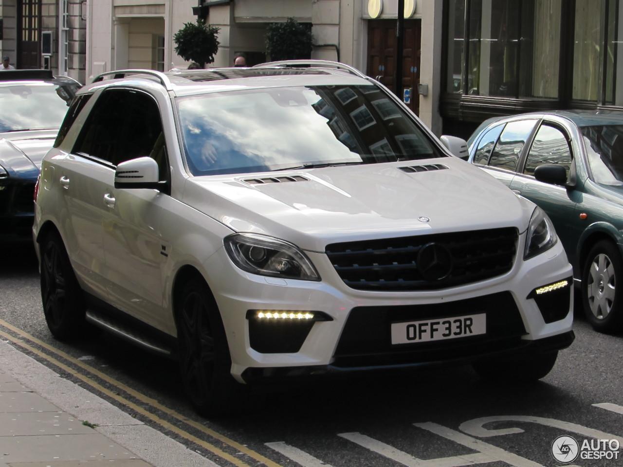 Mercedes benz ml 63 amg w166 8 stycze 2017 autogespot for Mercedes benz ml 2017