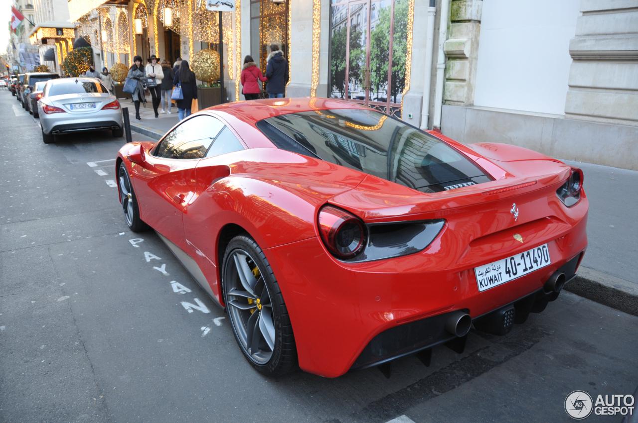 Captivating 5 I Ferrari 488 GTB 5 Images
