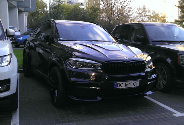 BMW Hamann X6 M F86 Widebody