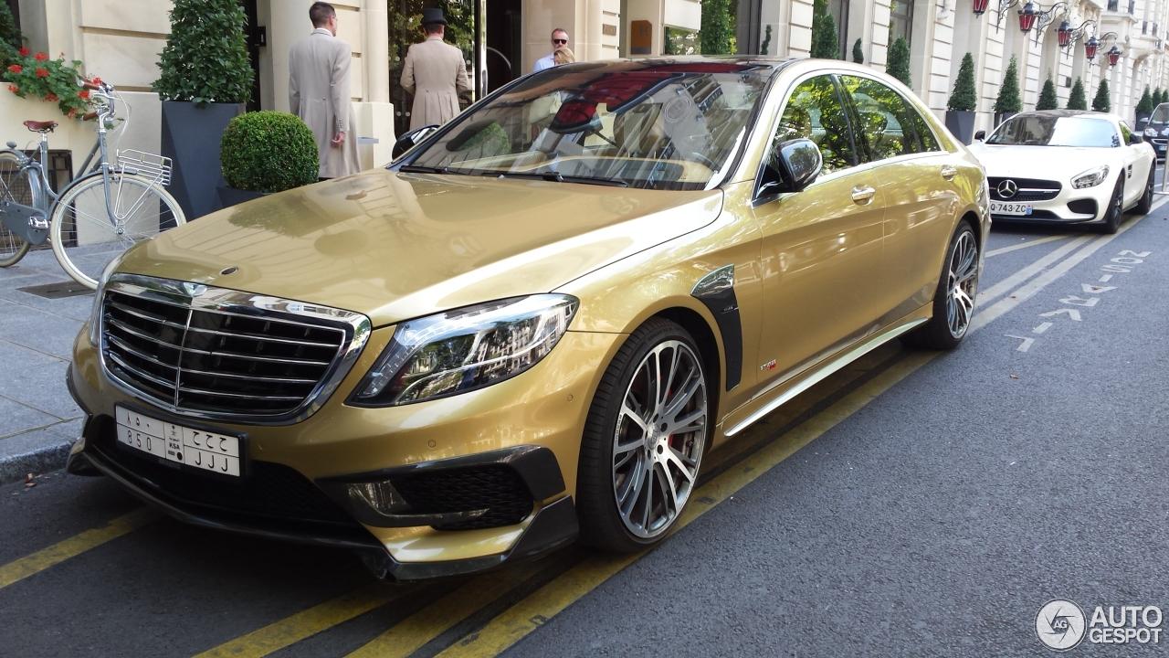 Mercedes benz brabus 850 6 0 biturbo v222 10 january for Mercedes benz 850