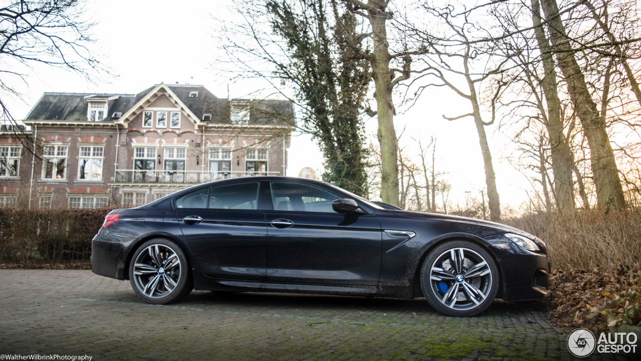 bmw m6 f06 gran coup 2015 11 january 2017 autogespot. Black Bedroom Furniture Sets. Home Design Ideas
