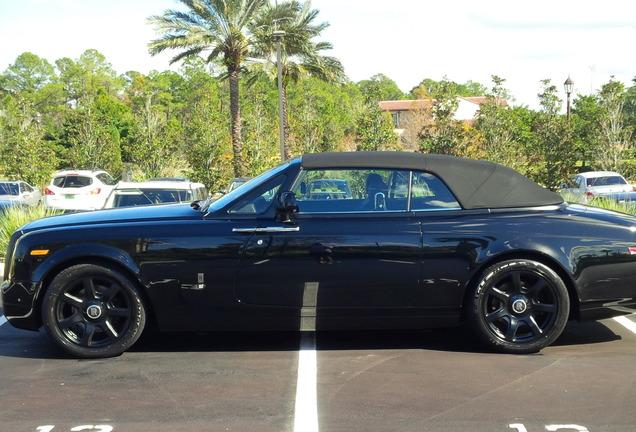 Rolls-Royce Phantom DropHead Coupe Nighthawk Edition