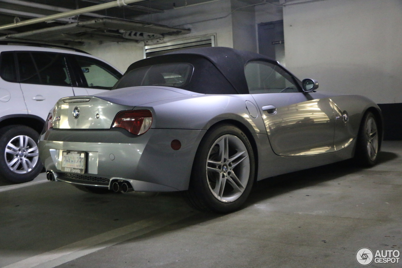 Bmw Z4 Toronto Bmw Z4 M Roadster Autogespot Photo