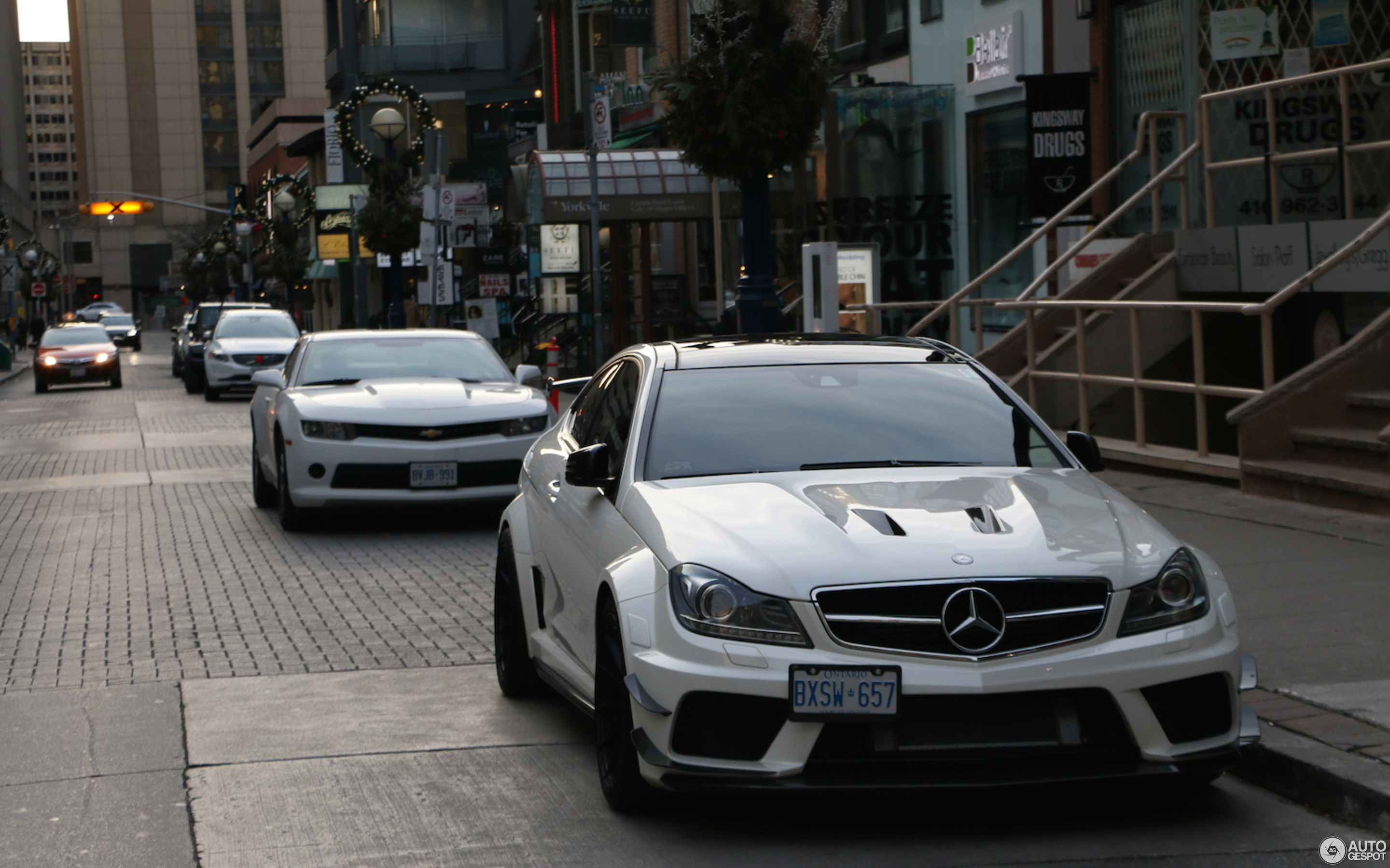 Mercedes-Benz Weistec C 63 AMG Black Series Stage 3 - 12