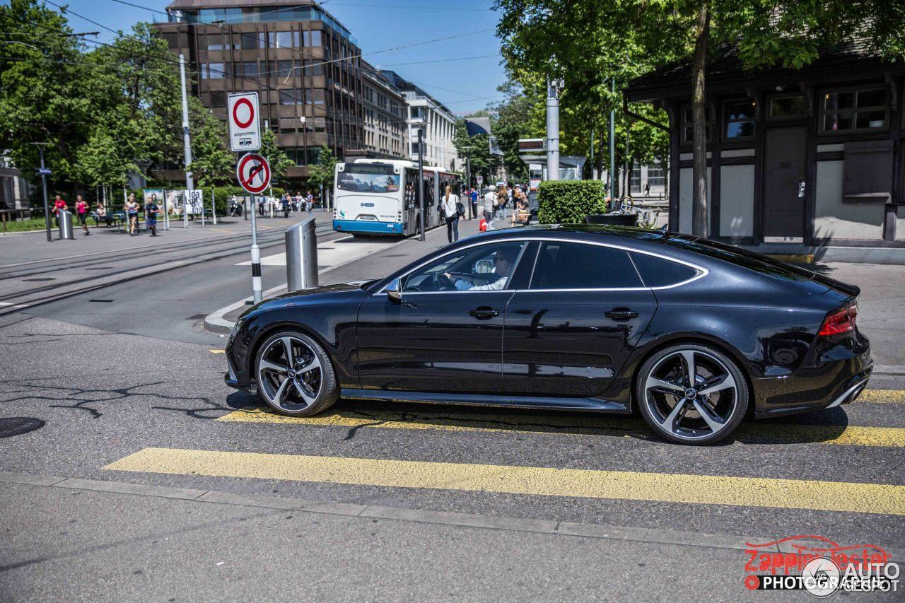 Audi Rs7 Sportback 13 January 2017 Autogespot