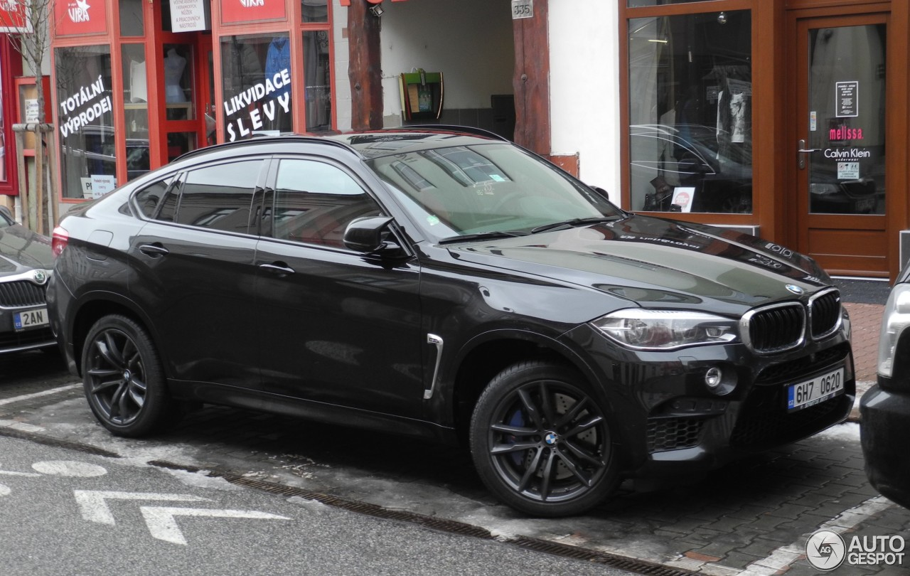 Bmw X6 M F86 13 January 2017 Autogespot