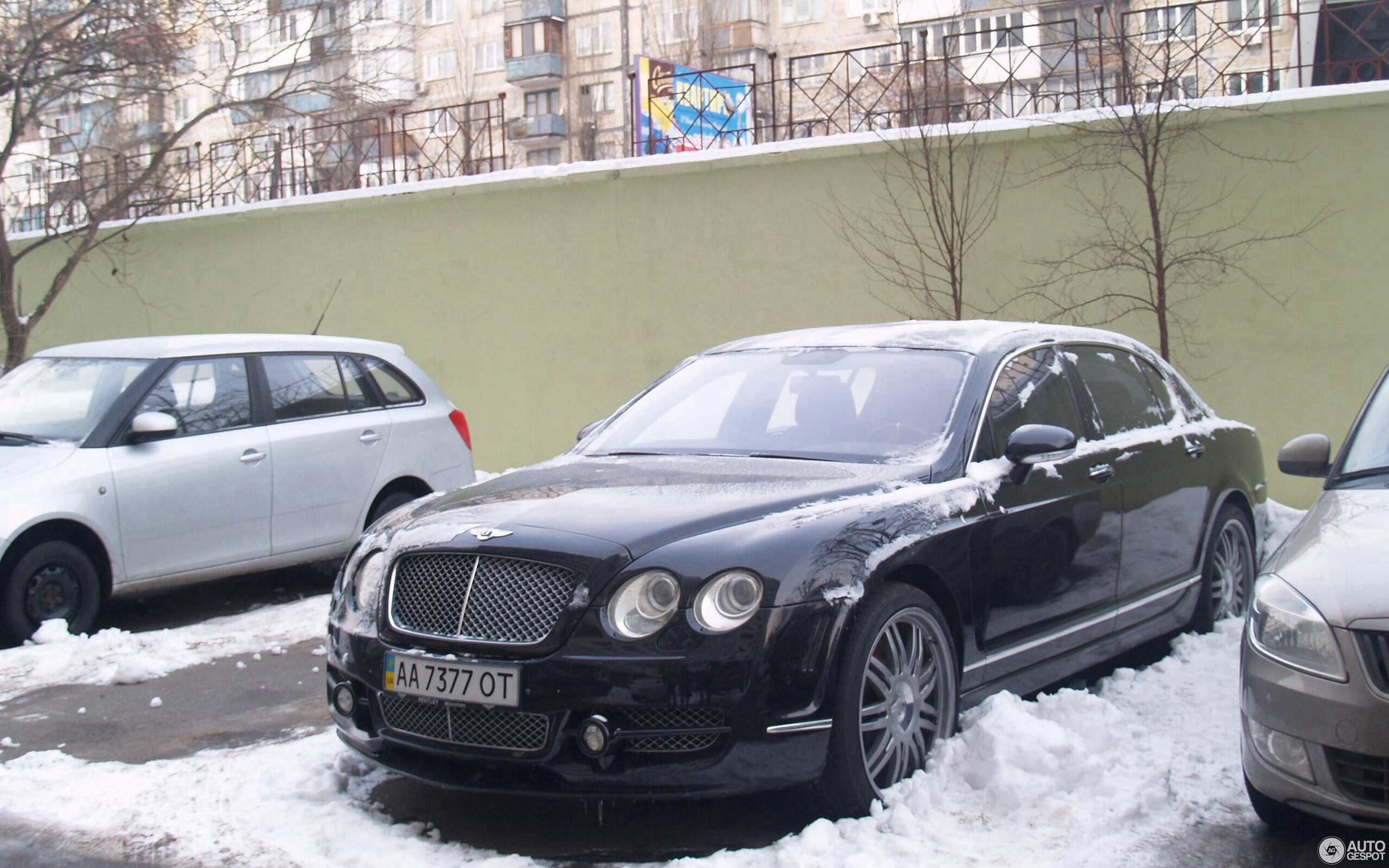 Bentley Mansory Continental Flying Spur 13 January 2017 Autogespot