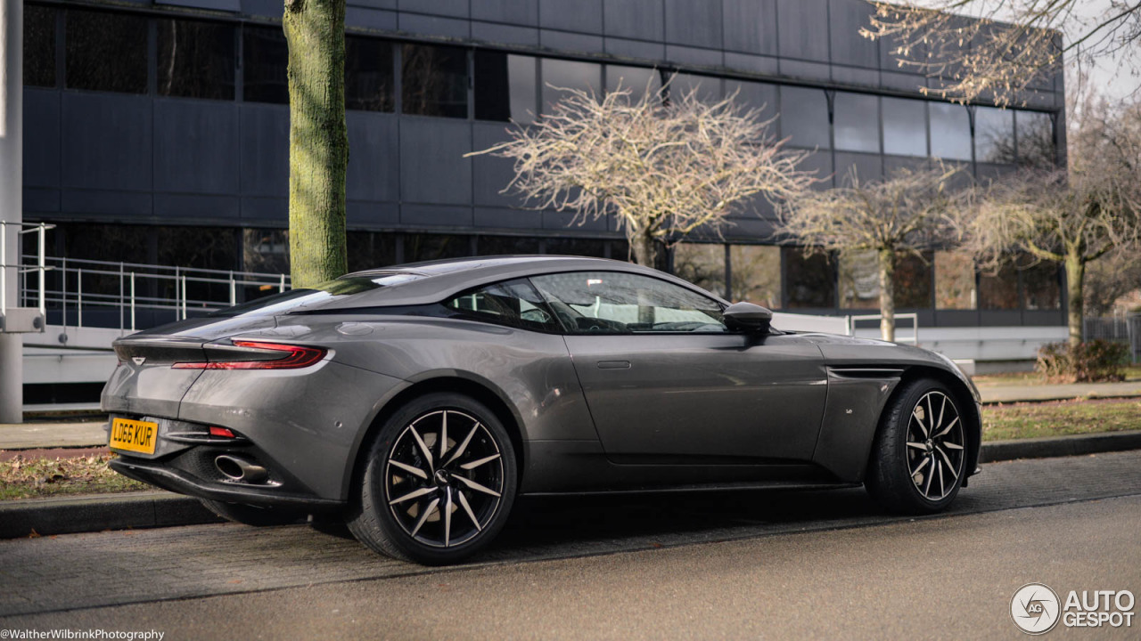 aston martin db11 launch edition - 14 january 2017 - autogespot