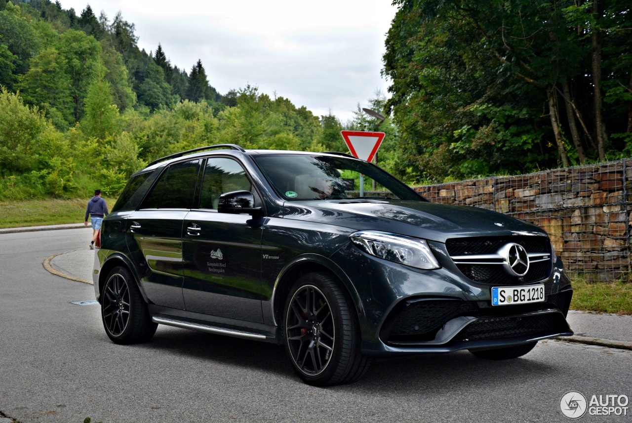 mercedes amg gle 63 s 14 january 2017 autogespot. Black Bedroom Furniture Sets. Home Design Ideas
