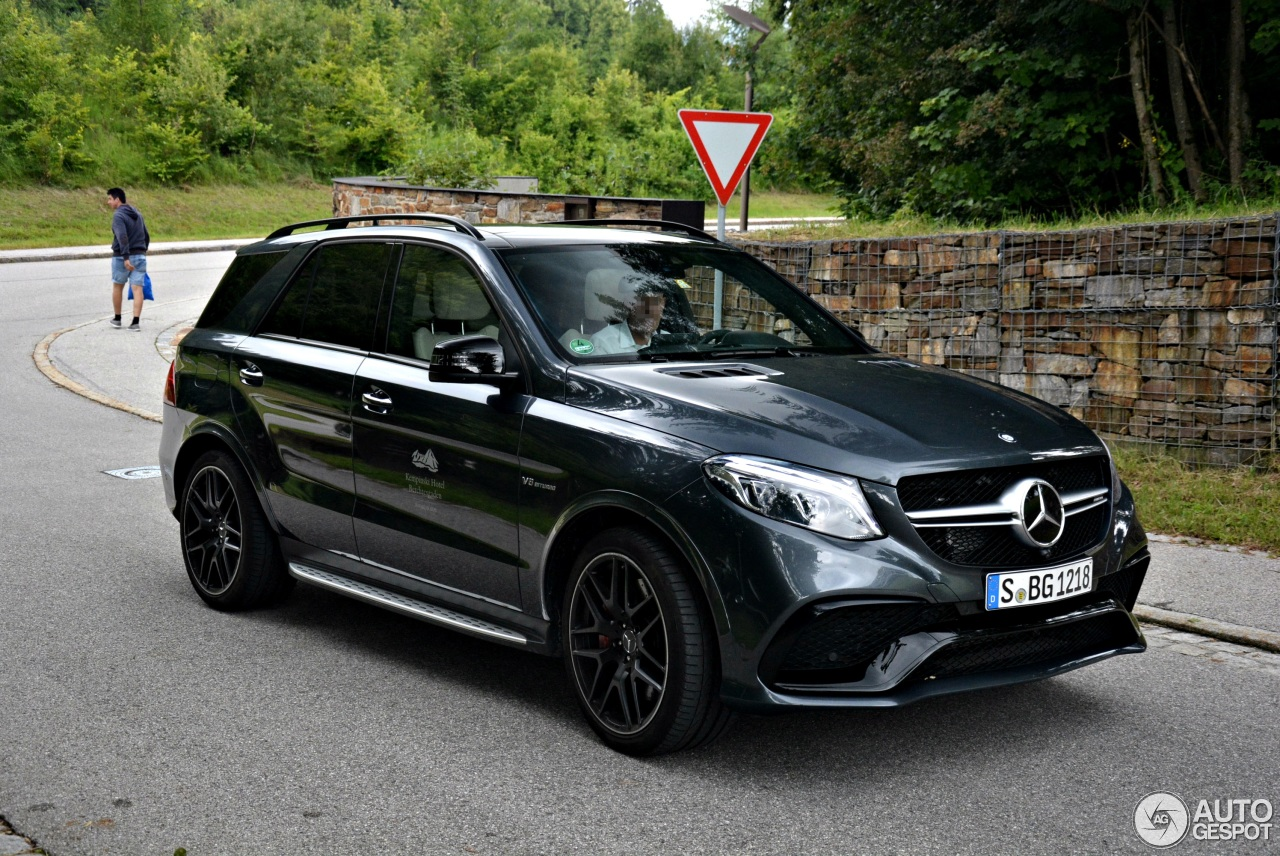 Mercedes amg gle 63 s 14 january 2017 autogespot for 2017 amg gle 63 mercedes benz