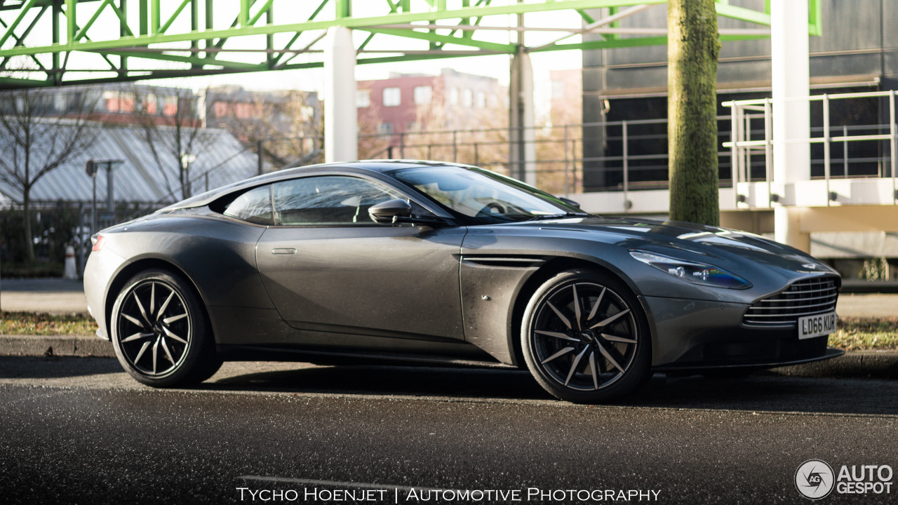 aston martin db11 launch edition - 15 january 2017 - autogespot