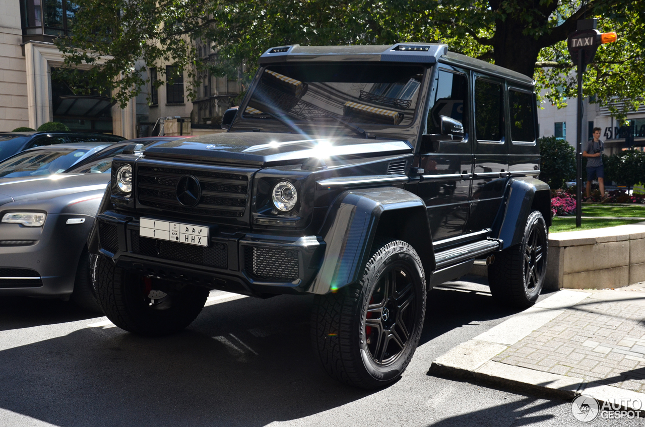Mercedes benz g 500 4x4 15 january 2017 autogespot for Mercedes benz g 500