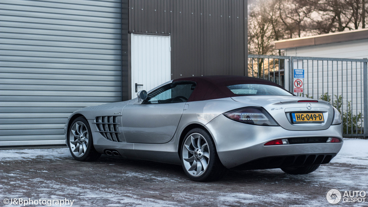mercedes benz slr mclaren roadster 15 january 2017 autogespot. Black Bedroom Furniture Sets. Home Design Ideas