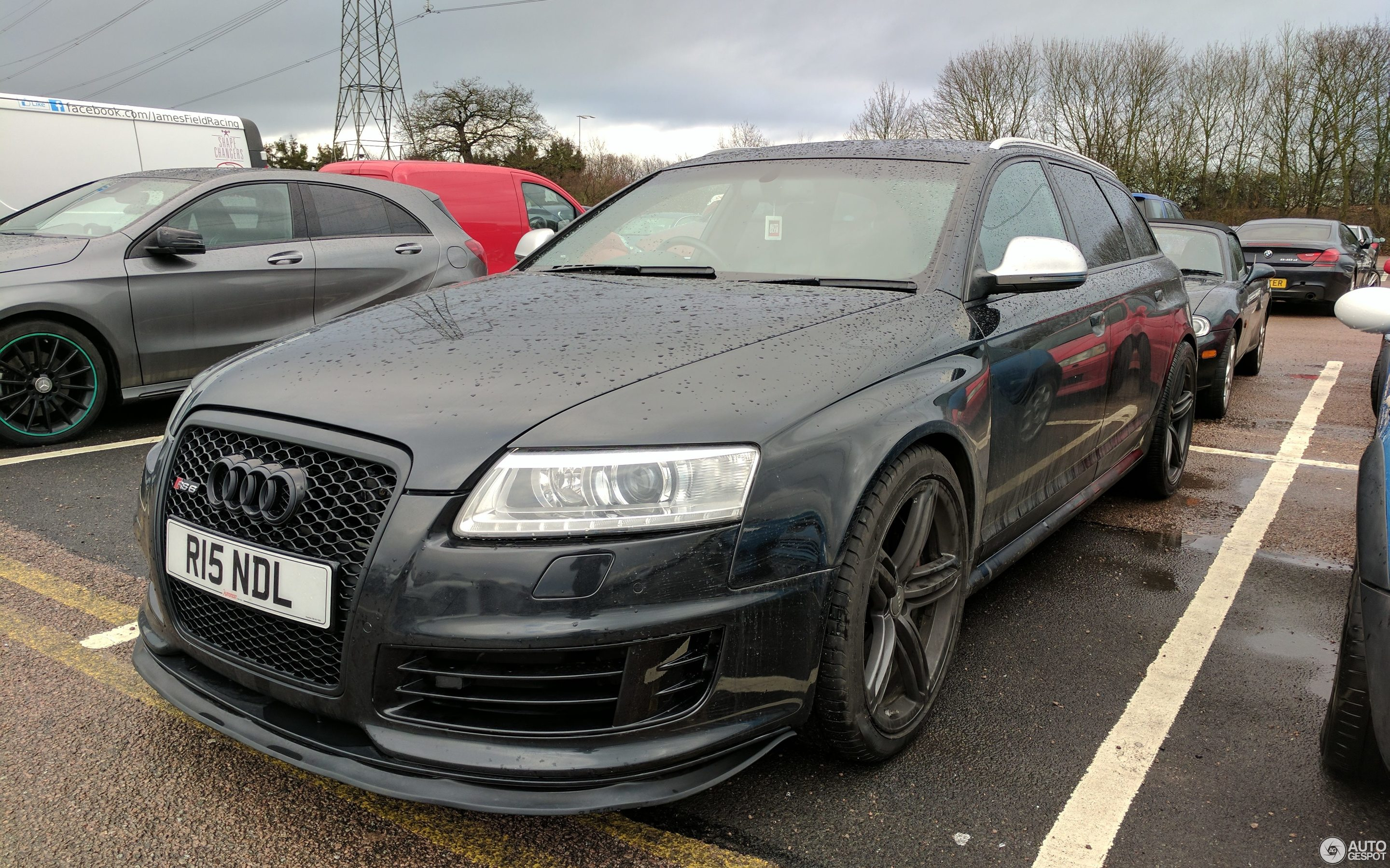 Audi RS6 Avant C6 - 15 January 2017 - Autogespot