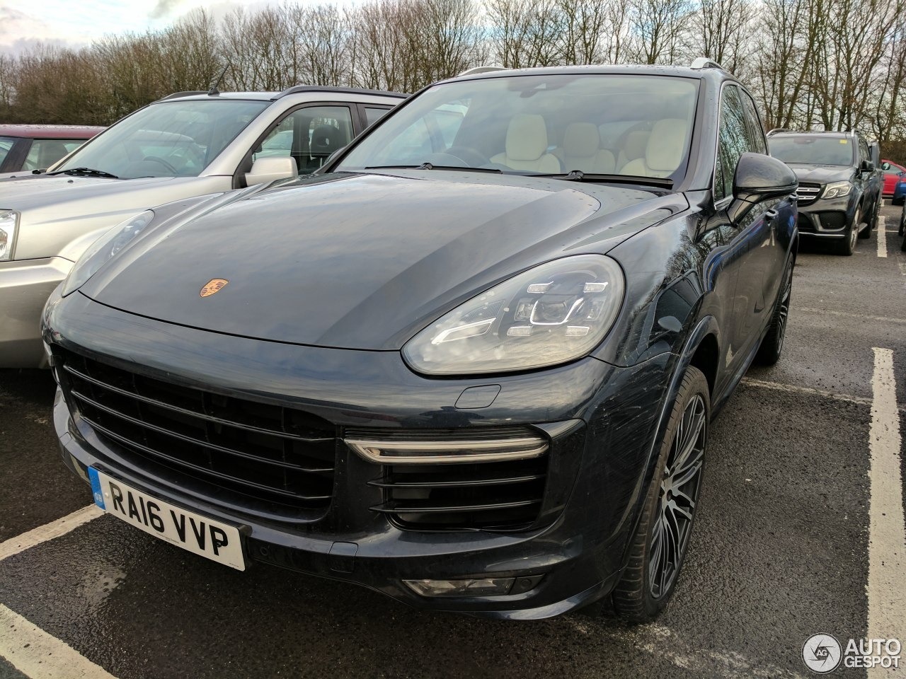 porsche 958 cayenne turbo s mkii 15 january 2017 autogespot. Black Bedroom Furniture Sets. Home Design Ideas