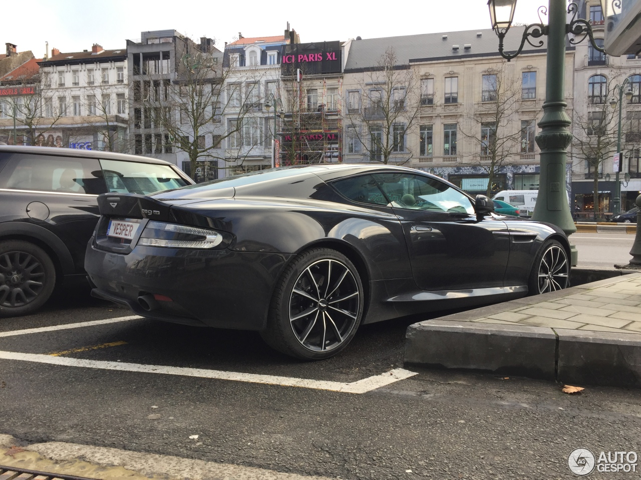 Aston Martin Db9 Gt 2016 16 Januar 2017 Autogespot