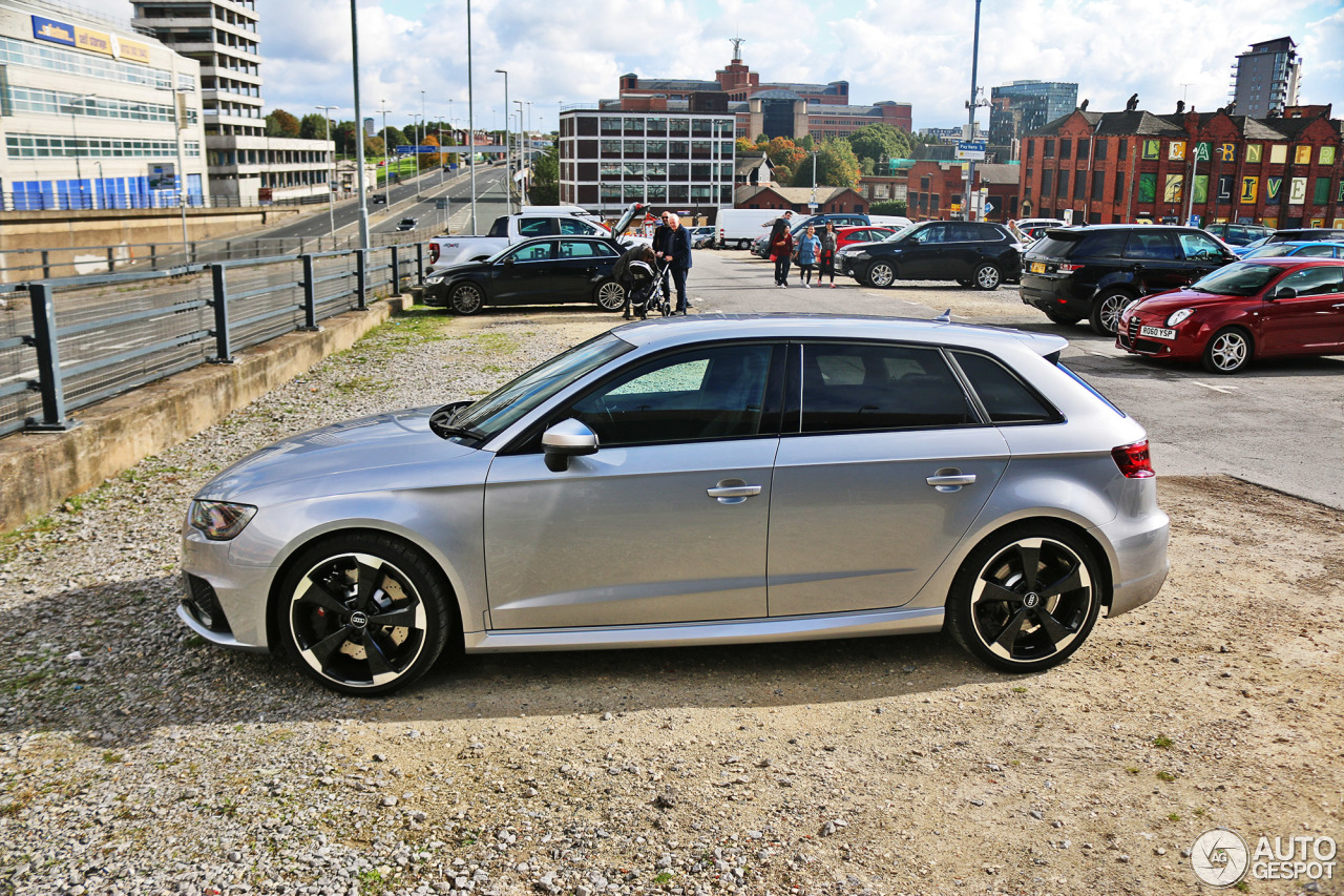 Audi rs3 2018 weight 12