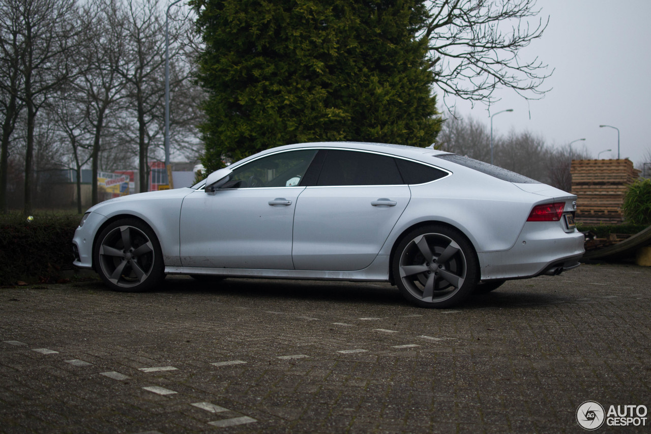 Audi S7 Sportback 16 January 2017 Autogespot