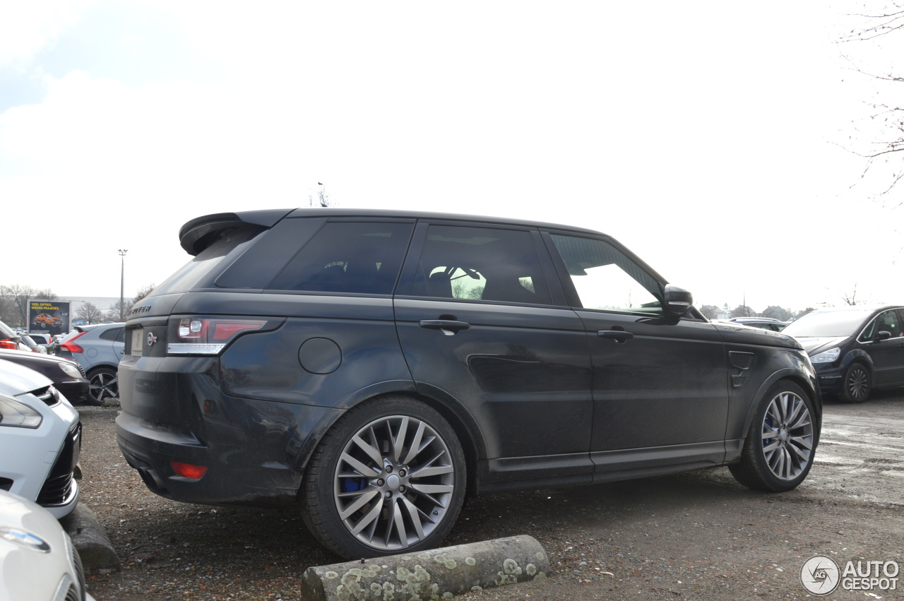 land rover range rover sport svr 16 january 2017 autogespot. Black Bedroom Furniture Sets. Home Design Ideas