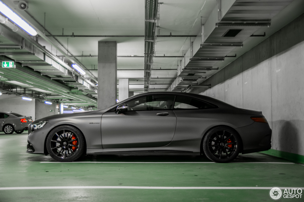 Mercedes benz s 63 amg coup c217 16 januar 2017 for 2017 mercedes benz amg s 63 coupe