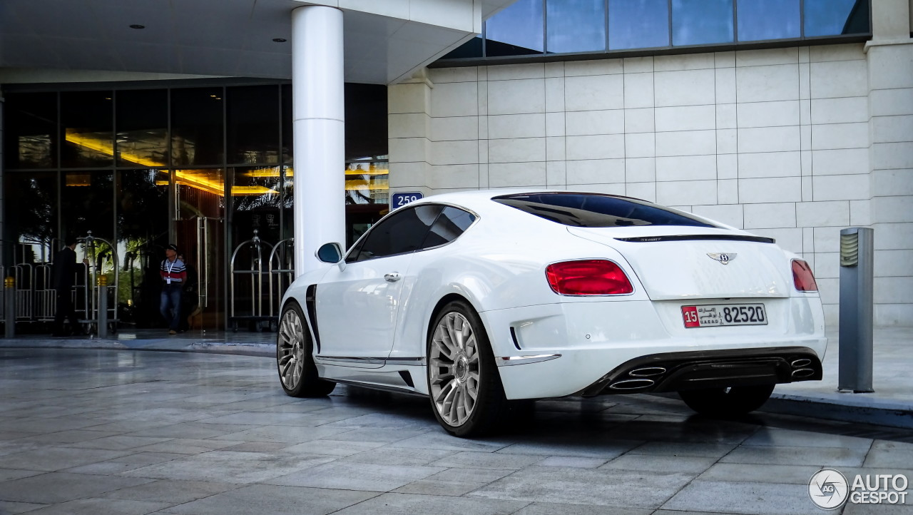 Bentley mansory continental gt 2012 17 january 2017 autogespot 4 i bentley mansory continental gt 2012 4 vanachro Gallery