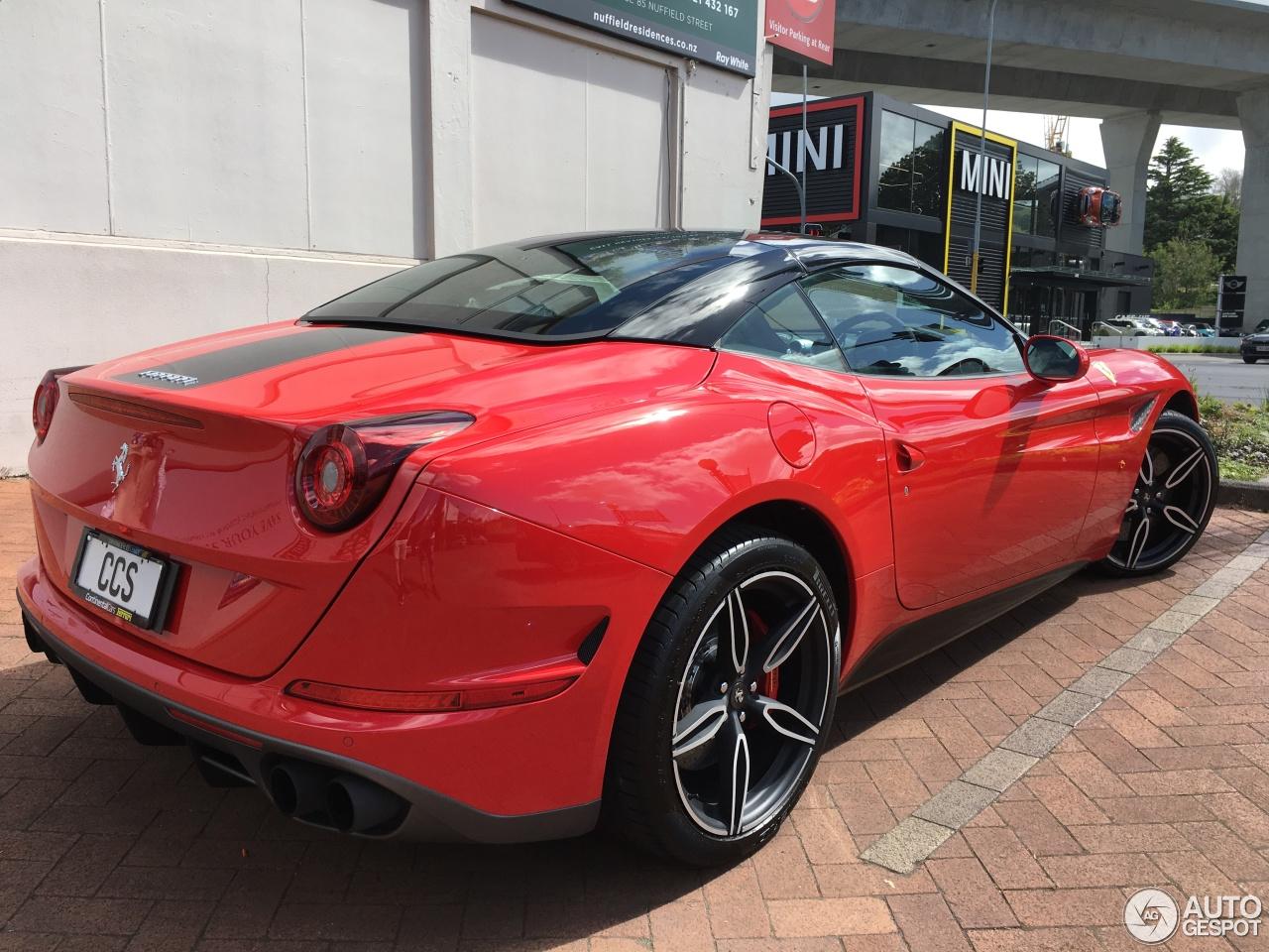 Ferrari California T - 18 januari 2017 - Autogespot