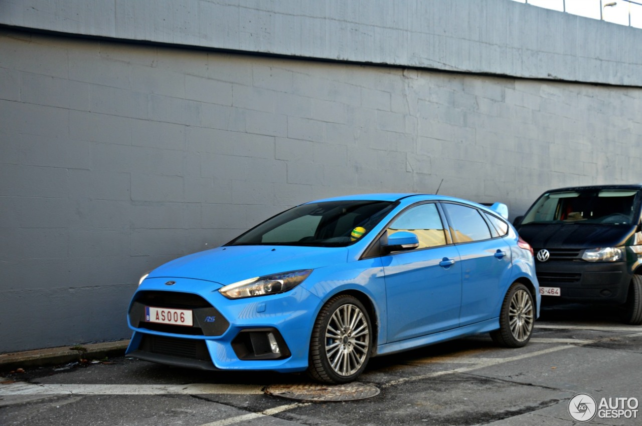 Ford Focus Rs 2015 18 January 2017 Autogespot