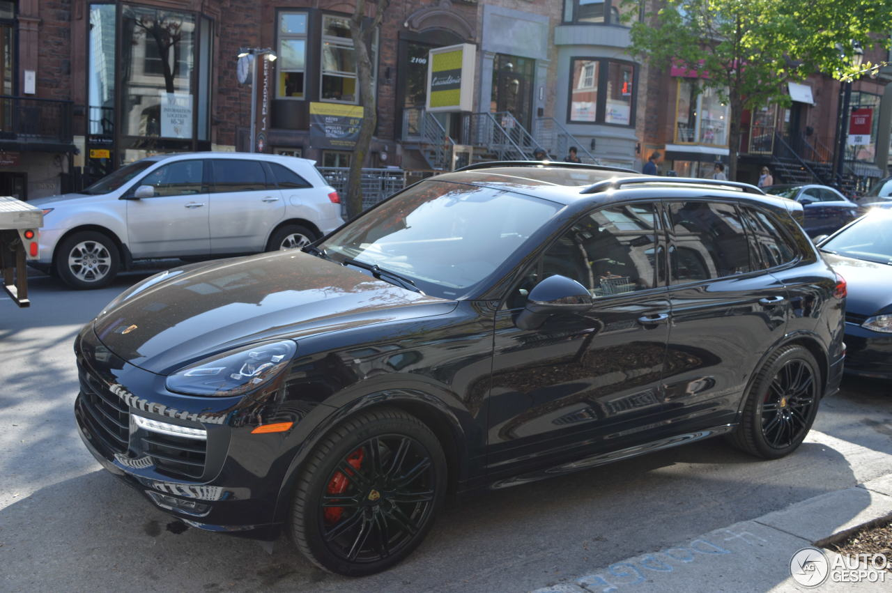 porsche 958 cayenne gts mkii 18 january 2017 autogespot. Black Bedroom Furniture Sets. Home Design Ideas