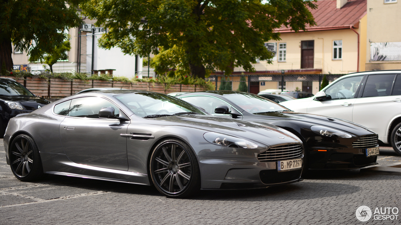 Aston Martin DBS - 20 January 2017 - Autogespot